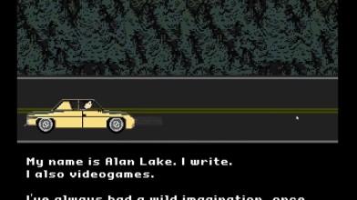 Alan Wake превратили в 2D-квест