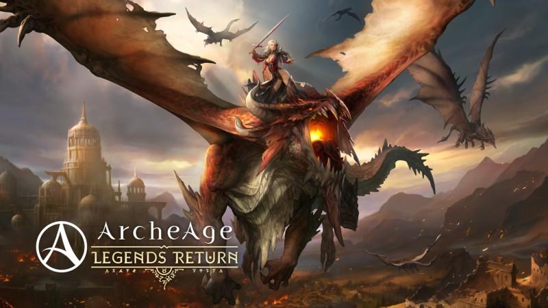 Картинки по запросу ArcheAge