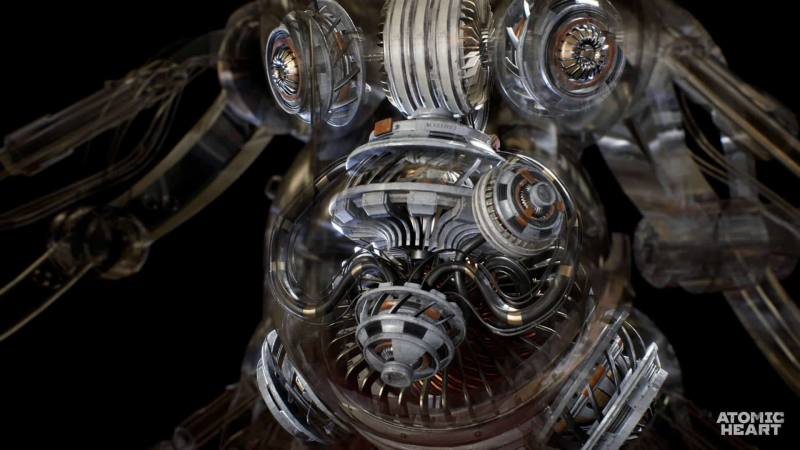 """""""Перебрали под тысячу композиций"""": разработчики Atomic Heart о музыке, """"внутренностях"""" роботов и бороде протагониста"""