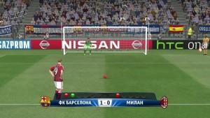 ����� ��������: �������� �� Pro Evolution Soccer 2015