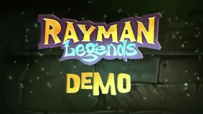 "Rayman Legends ""Official Demo Trailer [UK]"""
