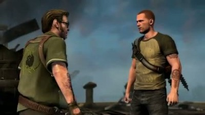 "inFAMOUS 2 ""Quest for Power Trailer"""