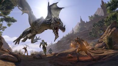 The Elder Scrolls Online: бесплатные выходные, скидки и драконы на свободе!