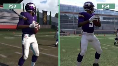 Сравнение графики в Madden NFL 16 - PS3 vs. PS4