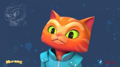 ArtVostok демонстрирует создание эмоций в Meow Motors