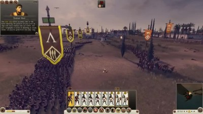 ТОП 5 фейлов и багов ROME II TOTAL WAR!