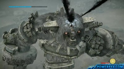 Shadow of the Colossus (PS4) - Получение трофея Resist the Wrist