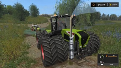 "Farming Simulator 17 ""CLAAS XERION 3800 TRACTOR"""