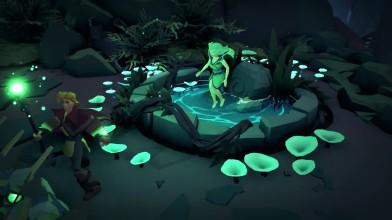 Дебютный геймплей трейлер Masters of Anima