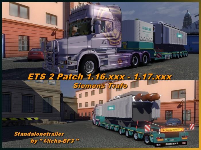 Umbau und Konvertierung zu ETS 2 by Micha-BF3 Wheels by Roadhun
