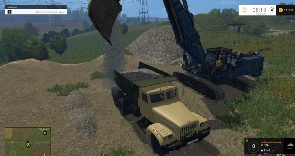 Farming simulator 15 мод скачать
