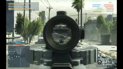 "Battlefield: Hardline ""Обзор пулемёта Льюиса"""