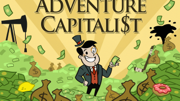AdVenture Capitalist выйдет 16 августа на PlayStation 4