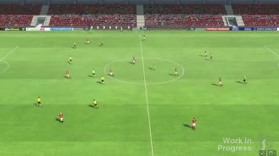 """Football Manager 2013 """"Движок матча"""""""
