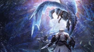 Два новых ролика Monster Hunter: World