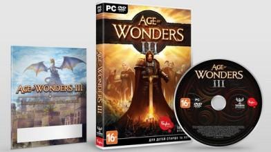 В стандартном издании Age of Wonders III тоже будут бонусы