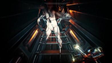 Геймплей ранней версии фантастического хоррора Hollow