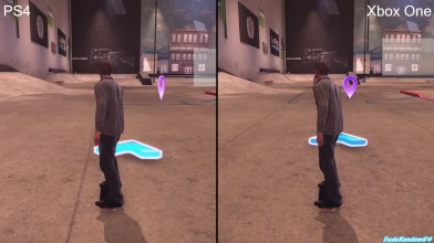 "Tony Hawk's Pro Skater 5 ""Сравнение PS4 Vs Xbox One"""