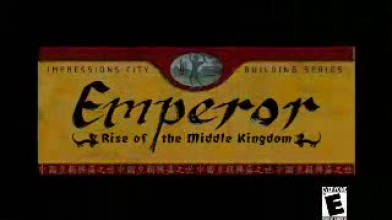 Emperor: Rise of the Middle Kingdom - Трейлер