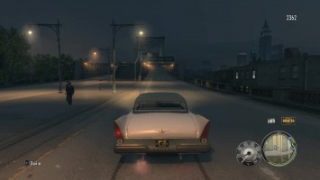 "Mafia 2 ""Дрэг-рейсинг Plymouth Belvedere Sport Sedan 1957"""