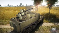 Стальные генералы: ЗСУ M16 «Halftrack»
