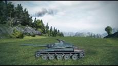 "World of Tanks ""ЭКСКЛЮЗИВ! AMX 30 1er - французский СТ 9-го уровня"""