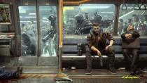CD Projekt выложили новые обои из Cyberpunk 2077 в высоком качестве