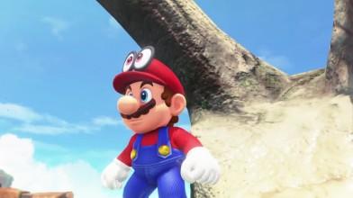 Super Mario Odyssey - Трейлер