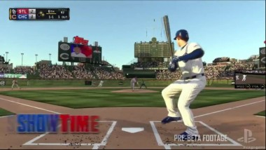 "MLB 16 The Show ""Трейлер PS4 - Playstation Experience 2015"""