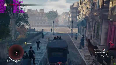 "Assassin""s Creed Syndicate - тест видеокарты на старом ПК - Q6600 - GTX950"