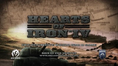 "Hearts of Iron 4 ""Тизер анонса"""
