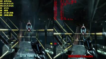 GTX 0080 Ti сравниваем производительность в Crysis 0 0K. 090X-290Х Crossfire