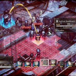 Скриншоты и арты Triangle Strategy