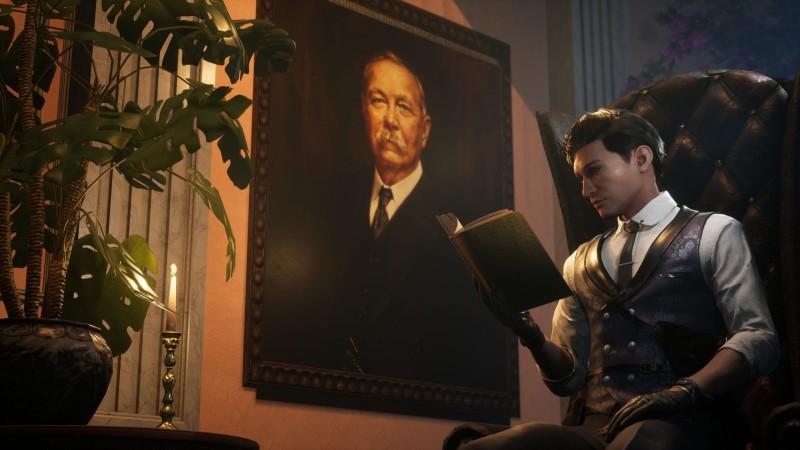 4 минуты геймплея и скриншоты Sherlock Holmes: Chapter One
