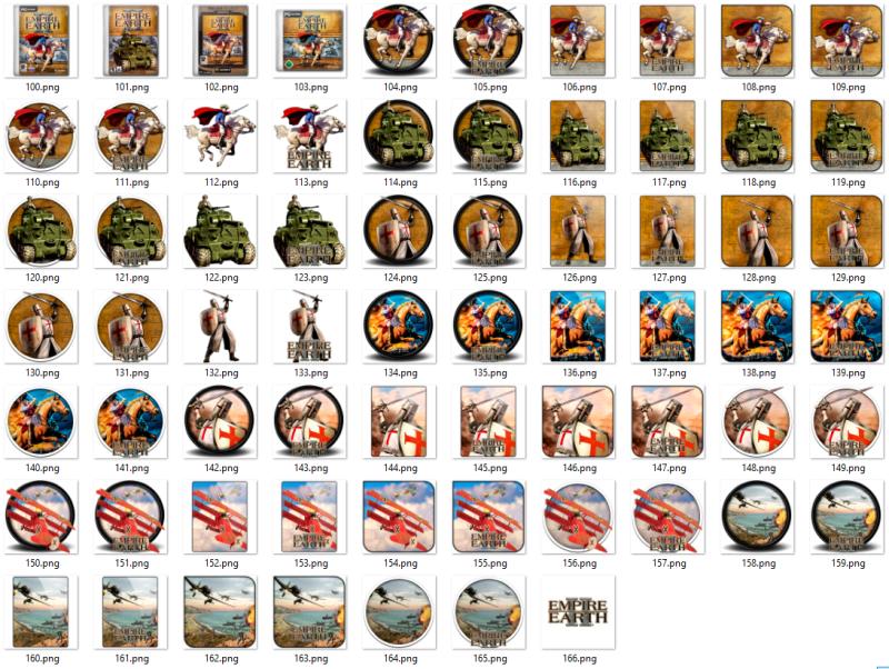 Иконки из набора