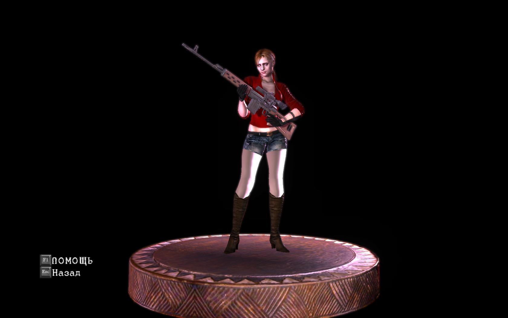 Resident evil 5 sheva cloning mods xxx videos