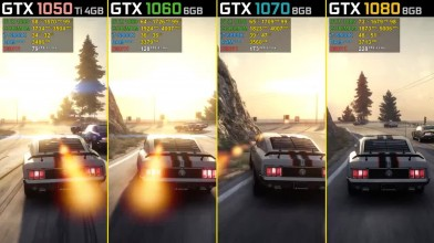 Grid 2 - GTX 1050 Ti vs. GTX 1060 vs. GTX 1070 vs. GTX 1080 [1440p]