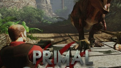 Боевик Primal Carnage: Extinction вышел на PS4
