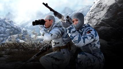 Стал доступен платный набор Cold Warfare Winter Expansion Pack для Sniper Elite 0
