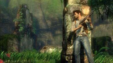 На PC удалось с начала до конца пройти Uncharted: Drake's Fortune