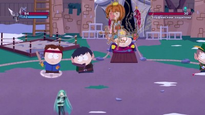 "South Park: The Stick of Truth ""Cамая лучшая РПГ"" [Прикол]"