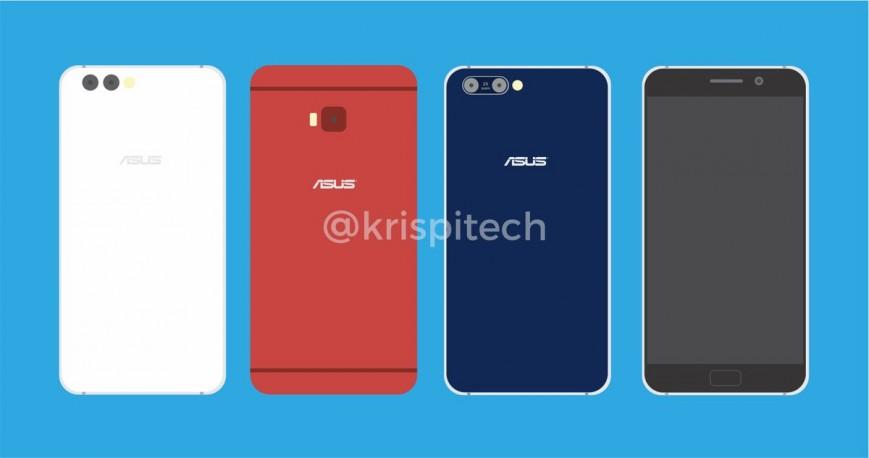 Названа дата выхода нового Asus Zenfone 4