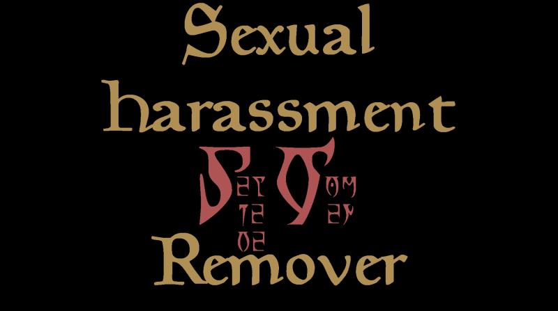 Обложка мода, на которой JaceyS зашифровала надпись Believe Woman («Верьте женщинам») — один из лозунгов движения #MeToo