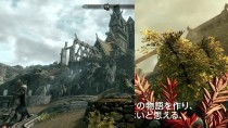 Skyrim Сравнение Nintendo Switch vs PC Origina