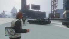 "GTA Online ""Снежки в игре"""
