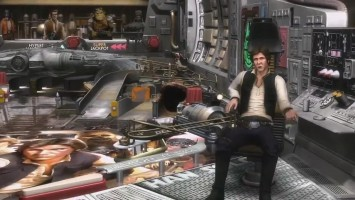 "Star Wars Pinball Heroes Within ""Трейлер"""