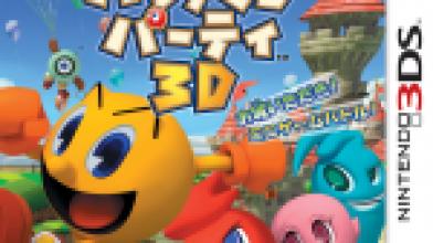 Новые скриншоты Pac-Man Party 3D