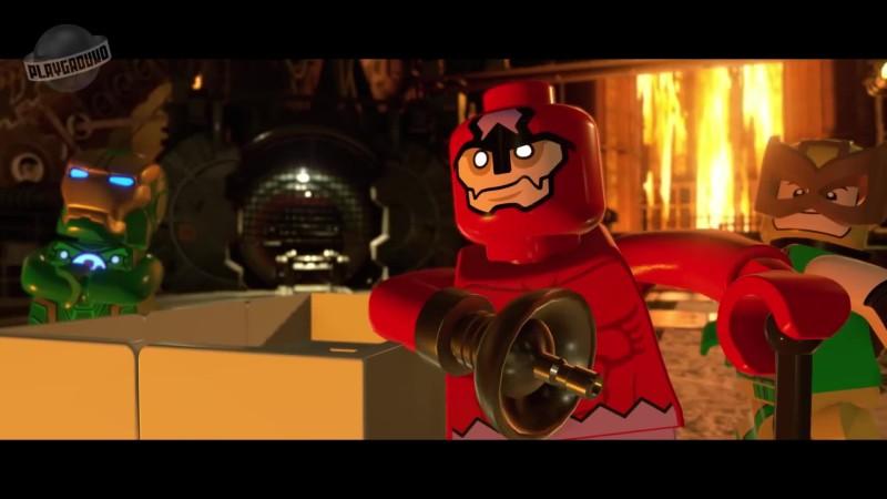 Пластмассовый мир надоел: обзор LEGO Marvel Super Heroes 2