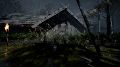 "Hellblade "" Pre-Production Environment Art Style Test"""