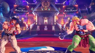 Из Street Fighter V исчезла спонсорская реклама